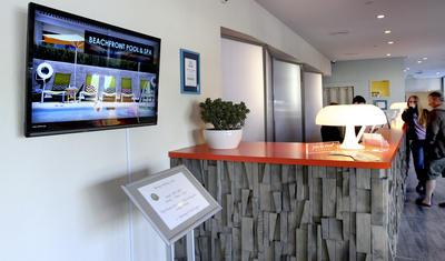 Dream Inn - Santa Cruz Sentinel - Digital Signage by It's Great Media