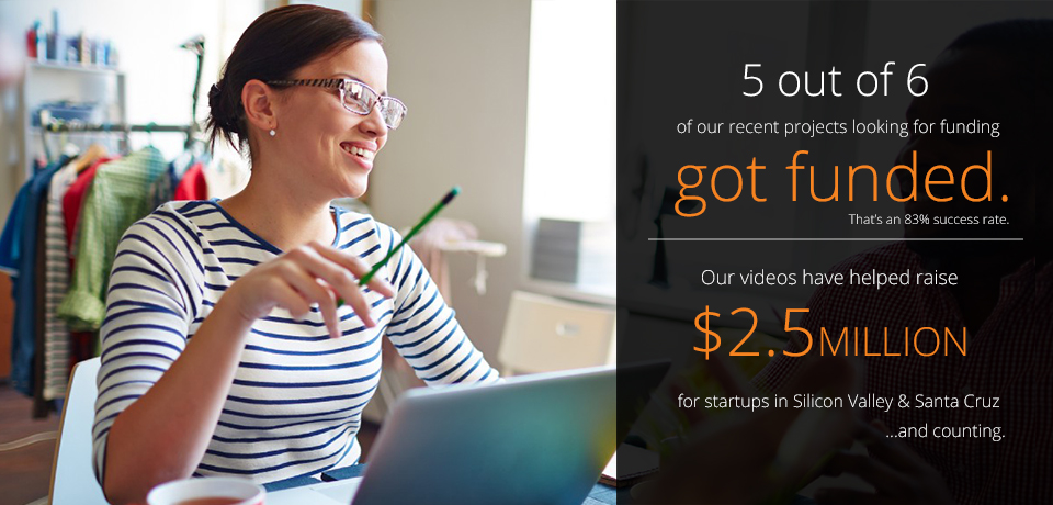 Startup Video Success Rate - It's Great Media